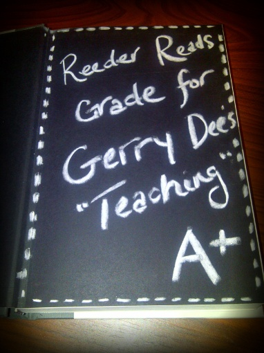 Reeder Reads Teaching Grade