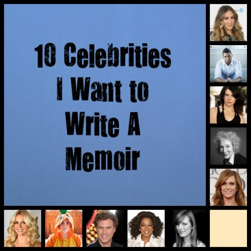 Celebrities Memoir Collage