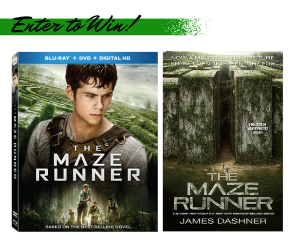 The Maze Runner Prize Pack