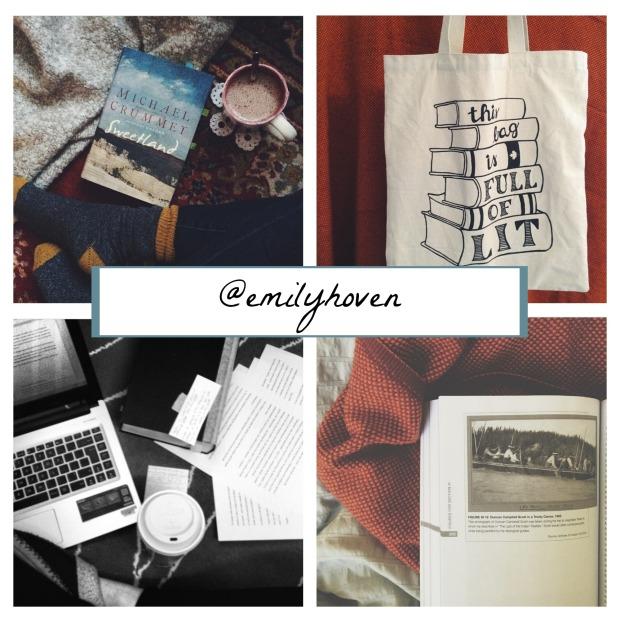 Emily Hoven - Instagram