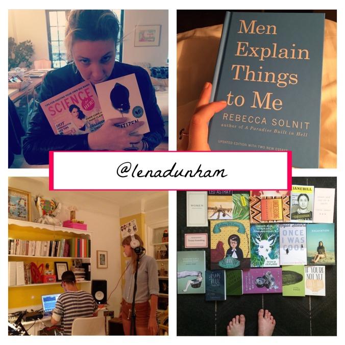 Lena Dunham - Instagram