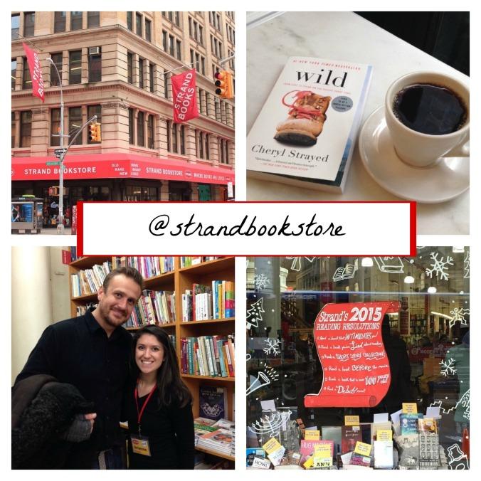 Strand Bookstore - Instagram
